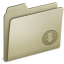 64x64px size png icon of Lightbrown Drop
