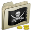 64x64px size png icon of Lightbrown Pirates