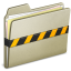 64x64px size png icon of Lightbrown Security