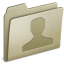 64x64px size png icon of Lightbrown Users