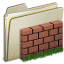 64x64px size png icon of Lightbrown Wall