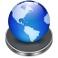 64x64px size png icon of Web Server