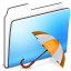 64x64px size png icon of Backup Folder smooth
