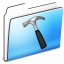 64x64px size png icon of Developer Folder smooth