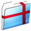 64x64px size png icon of Package Folder smooth