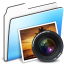 64x64px size png icon of Photo Folder smooth