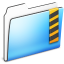 64x64px size png icon of Security Folder smooth