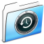 64x64px size png icon of TimeMachine Folder smooth