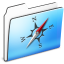 64x64px size png icon of Web Folder smooth