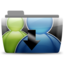 64x64px size png icon of AMSN Received