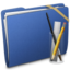 64x64px size png icon of Blue Elastic Application