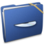 64x64px size png icon of Blue Elastic Music