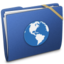64x64px size png icon of Blue Elastic Sites