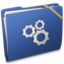 64x64px size png icon of Blue Elastic Smart