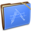 64x64px size png icon of Brown Elastic Developer