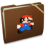 64x64px size png icon of Brown Elastic Game(New)