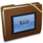 64x64px size png icon of Brown Elastic Picture