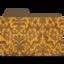 64x64px size png icon of folder damask tangeriny