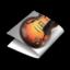 64x64px size png icon of GarageBand folder