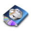 64x64px size png icon of Toast with Jam folder