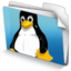 64x64px size png icon of linux