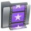 64x64px size png icon of 3D Movies