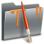 64x64px size png icon of 3D Paint
