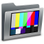64x64px size png icon of 3D TV