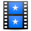 64x64px size png icon of Sidebar Movies Blue