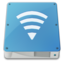 64x64px size png icon of drive external airport