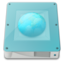 64x64px size png icon of drive server