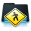 64x64px size png icon of caution