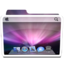 64x64px size png icon of White Desktop Alt