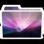 64x64px size png icon of White Desktop