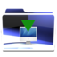 64x64px size png icon of White Download