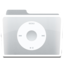 64x64px size png icon of White Music iPod