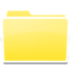 64x64px size png icon of White Yellow