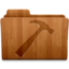 64x64px size png icon of Developer Wood