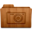 64x64px size png icon of Pictures Wood