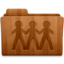 64x64px size png icon of Sharepoint Wood