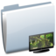 64x64px size png icon of Folder TV