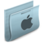 64x64px size png icon of Apple Folder