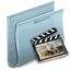 64x64px size png icon of Movies Folder 2