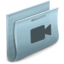 64x64px size png icon of Movies Folder
