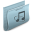 64x64px size png icon of Music Folder 2