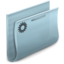 64x64px size png icon of Smart Folder simple 2