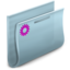 64x64px size png icon of Smart Folder simple