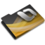 64x64px size png icon of Office 2008 Black