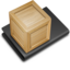 64x64px size png icon of Stuff Black