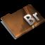 64x64px size png icon of Adobe Bridge CS3 Overlay